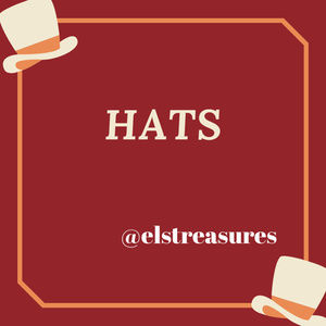 HATS HATS HATS FOR SALE